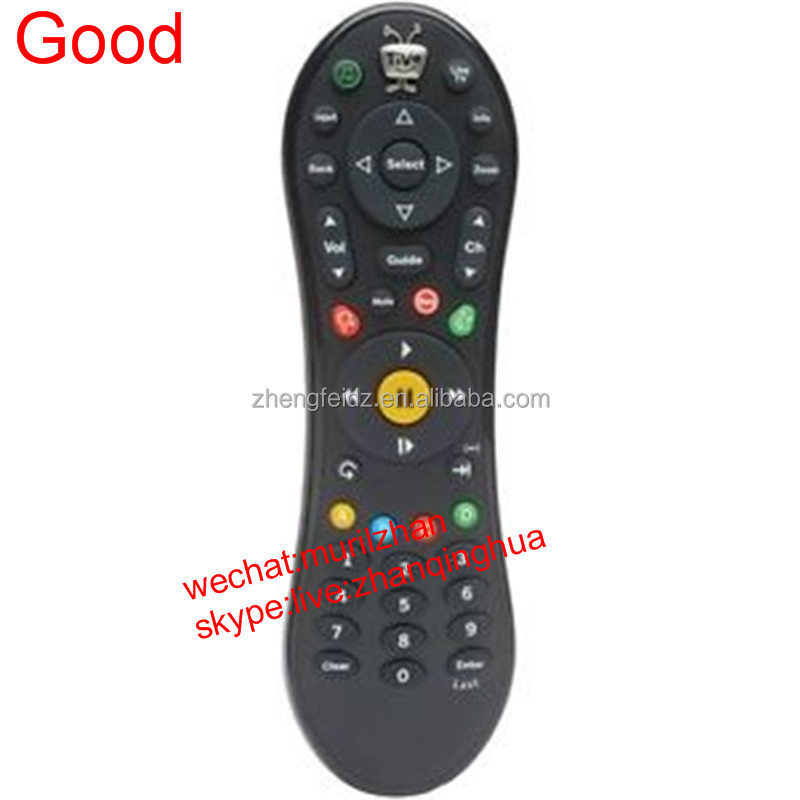 High Quality Black 44 Keys TIVO C00270 TiVo Roamio Replacement Remote with RF
