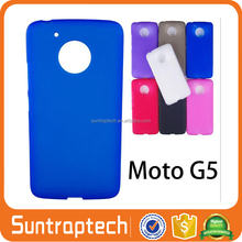 Soft Ultra-Thin Frosted Matte Silicone TPU Gel Case Cover Skin for Lenovo MOTO G5 G4 Plus M X Style