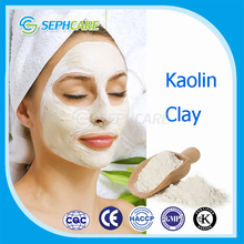High Purity Kaolin Clay Powder for Cosmetic