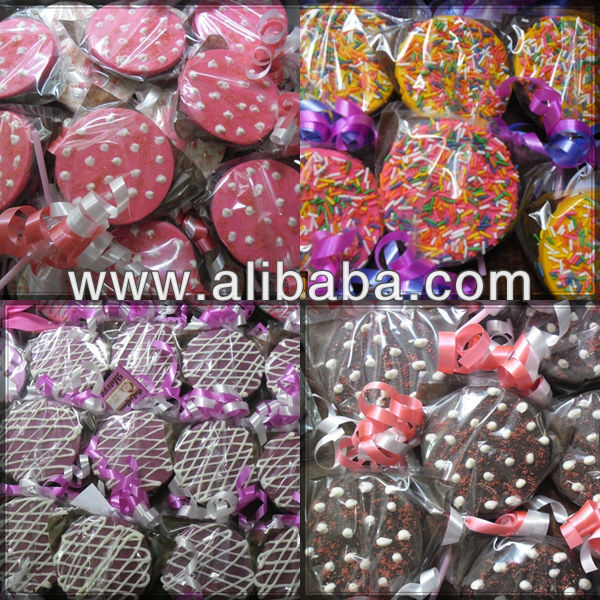 CHOCOLATE LOLLIPOPS FOR ALL EVENTS