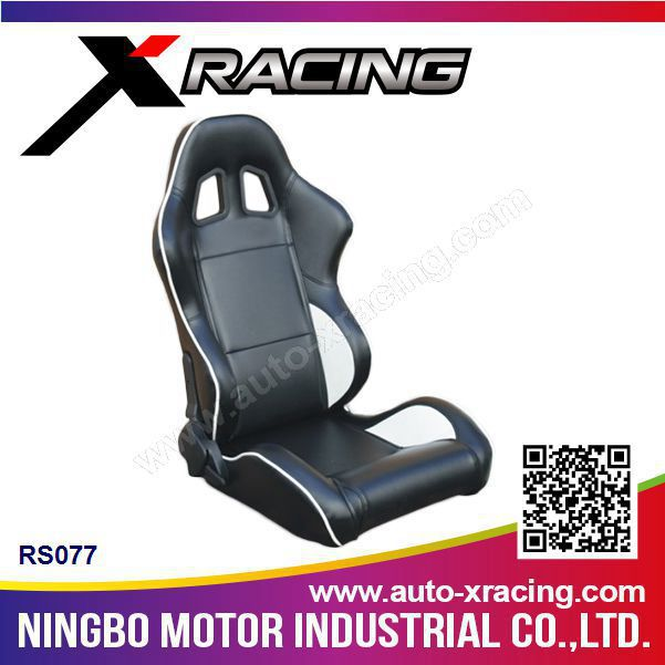 XRACING RS077 car seat heating and cooling system, handicap car seats, car seat massager