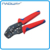 0.5-2.5mm2 pre-insulated connector hand ratchet copper pipe crimping tools
