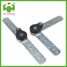Adjustable folding metal steel locking hinge for sofa part