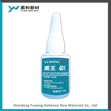 YUWANG 100cps rubber bond instant super glue