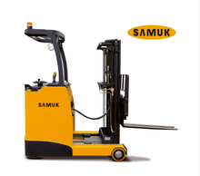 Samuk Battery Electric Reach Truck fbr15 with ZAPI AC system