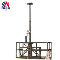 Xuedian High mast lighting tower
