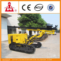 2014 Hot Diesel Engine Driven KG920B Borehole Drilling Machine Price