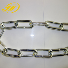 steel christmas passing link chain