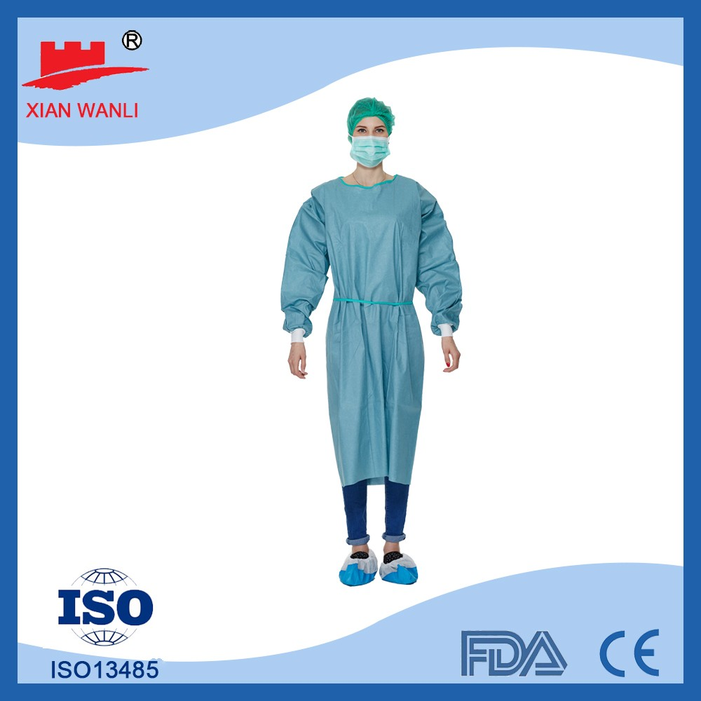 Top quality PP Non-woven fabrics for disposable surgical clothing