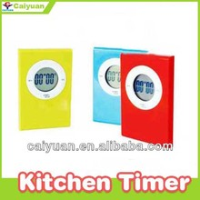 Home appliance electronic analysis kitchen timer with magnet