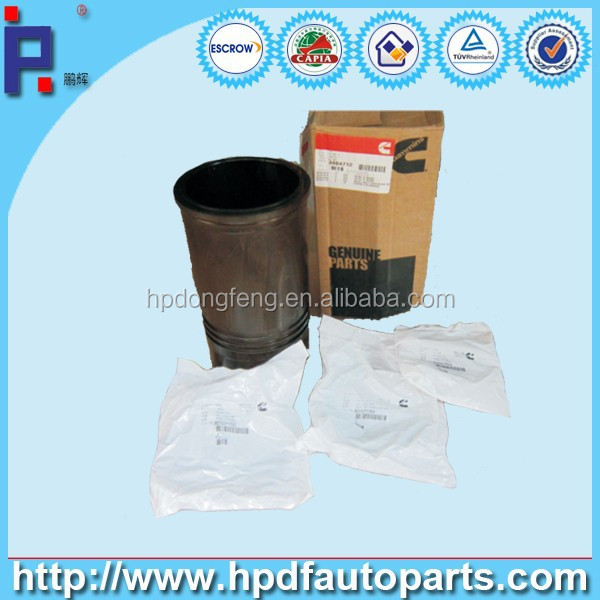 NT855 diesel engine parts NT855 cylinder liner 3055099