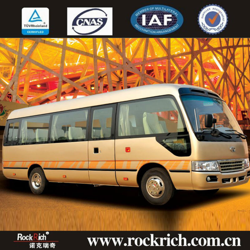 Cheap Euro IV 7M Coaster Minibuses For Sale