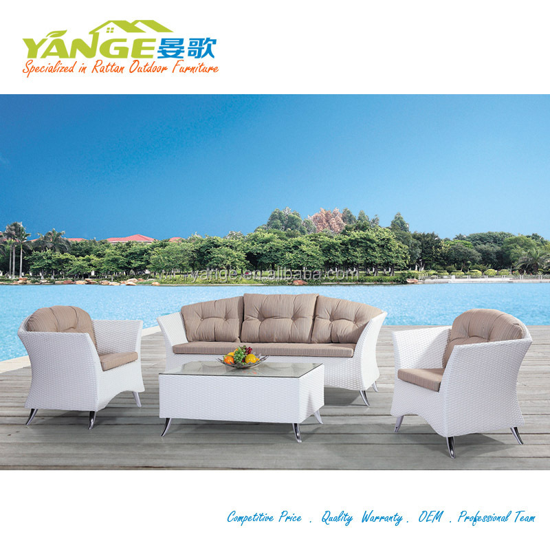 Modern rattan furniture used indoor and outdoor furniture stores