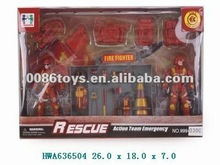 2012 new design of fire toy play