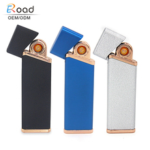 China Lighter Factories Portable Wholesale Cheap Arc Lighter, Promotional Lighter