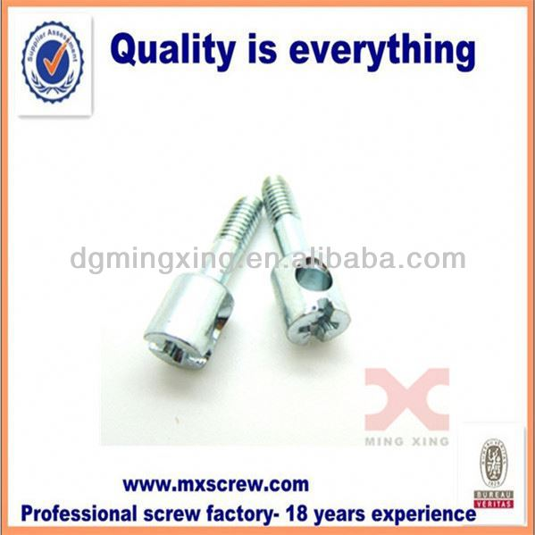 High quality cylinder head capstan screw Manufacturer
