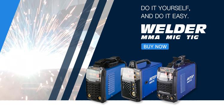 new products MIG 200C co2 inverter mig/mag welding machine mig arc welder 220V
