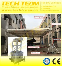 Concert Stage Truss , Stage Roof Truss