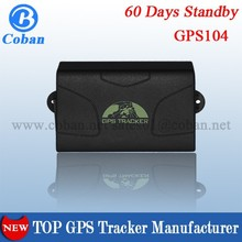 GPS tracker long lasting battery with one year standby, magnetic fitting to vehicle, container, trailer, assets