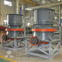 2013 latest HCS series single cylinder hydraulic cone crusher