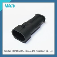 2 3 Pin Way AMP Equivalent 150 Superseal Male Female Connector Car Plugs In Stock 282104-1 282105-1