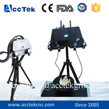 2017 Acctek!! Factory supply 3d foot scanner price/ 3d scanner for cnc machine