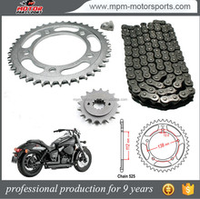 41 tooth Chain driven 525 Wheel Drive sprocket for Honda VT750 RS Shadow