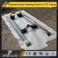 Aluminal alloy Diamond electric Side Step Running Board for VW Toureg 2011up
