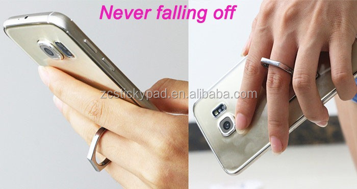 2016 Portable finger ring holder mobile phone support