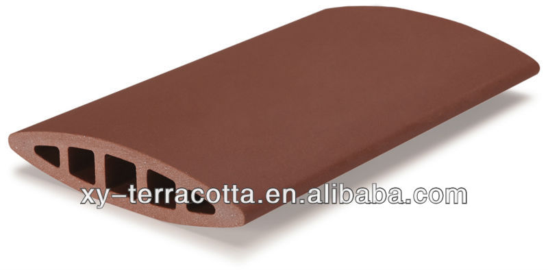 sticks system ,curtain for Terracotta louver window
