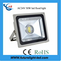 Hot selling ip66 24vac 5000 lumen 50w led flood light