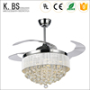 Wholesale 42Inch Luxury Chandelier Bladeless Decorative