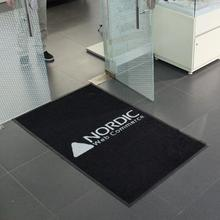 Outdoor Knitted Door Mat with High Quality