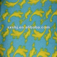 Polyester Two Sides Brush Wholesale Fleece Fabric For Blankets And Sofa Cover