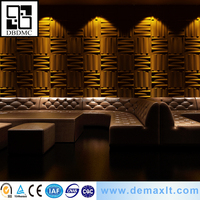 fashionable moistureproof 3D Wall Panel of best quality for bedroom