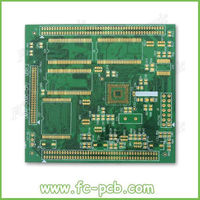 Multilater printed circuit board
