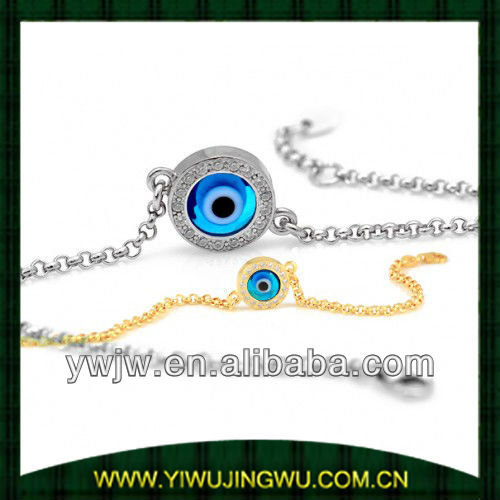 Good Luck Bracelet With Lucky Eye (JW-G503)