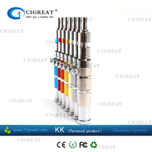 Patent King set,Fashion trends factory outlet Cigreat no wick e-cigarette