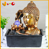 Table top mini Buddha statue water fountain wholesale