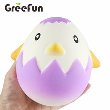 Hot Selling Cute Chicken Designs Squishy Animal Toys Custom Size Jumbo Squishy Stress Release China Squishy Toy for Kids