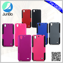 Case for Huawei Ascend G630 Cell Phone Combo Hybrid 2 in 1 Cover Case
