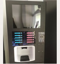 Nestle fruit juice machine Nestle milo hot cold water dispenser hot cold coffee vending machine advertising display automatic