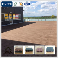 Brand new designed wpc floor wood plastic composite decking floor with high quality and low price