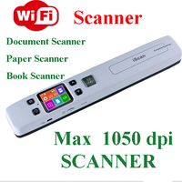 TSN431 TSN420 Color Portable Pen Document Scanner 600dpi Color/Calck and White SD Card Storage Battery Powered