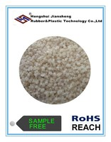 SBR granuler as asphalt raw material