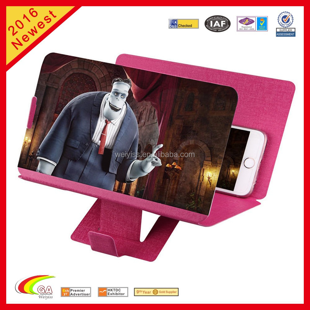newest wholesale cellphone screen magnifier,smartphone mobile phones screen magnifier