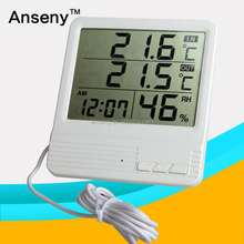 View larger image Cute and Customized Weather Barometer Thermometer Hygrometer Cute and Customized Weather Barometer Thermomete