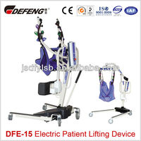 CE certificate DFE-15 Electric Hospital Patient Lift