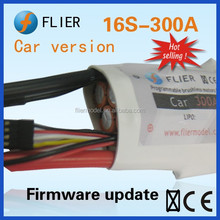 300A 16S brushless ESC water cooled motor for for RC 1/5 Car