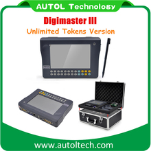 Digimaster 3 Digimaster III Original Odometer Correction Master with unlimited Tokens Mileage Programmer